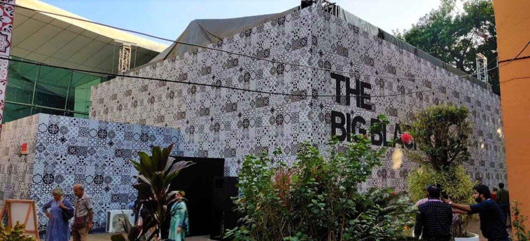 Serendipity Goa 2019 Tent Halls