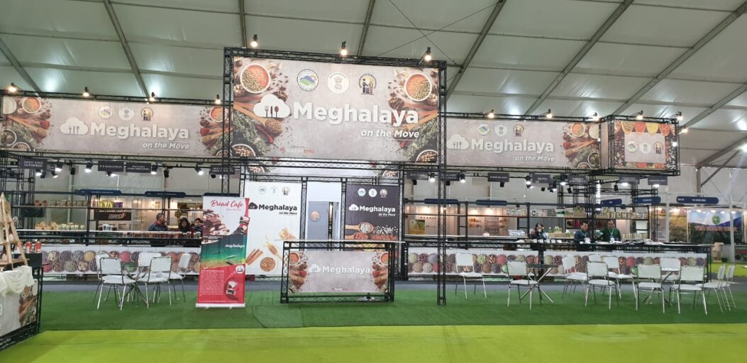 Meghalaya Food Stand