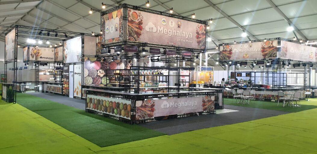 Meghalaya Food Stand 1